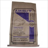 Paper Laminated HDPE / PP Woven Bags